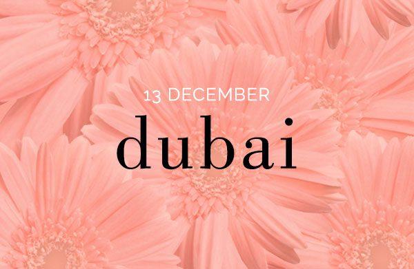 The Global Gift Gala Dubai 2018