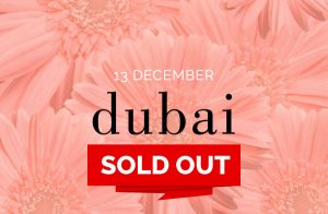 Global Gift Gala Dubai 2018 Sold Out