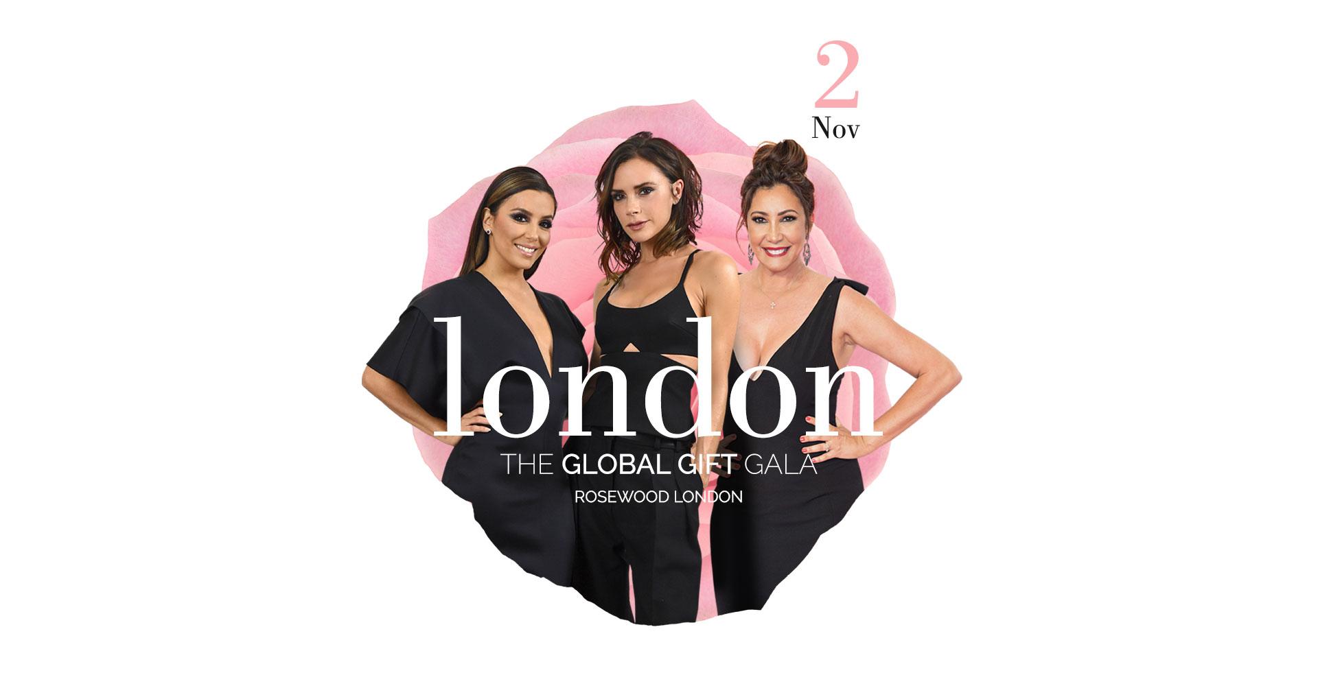 The Global Gift Gala London 2018