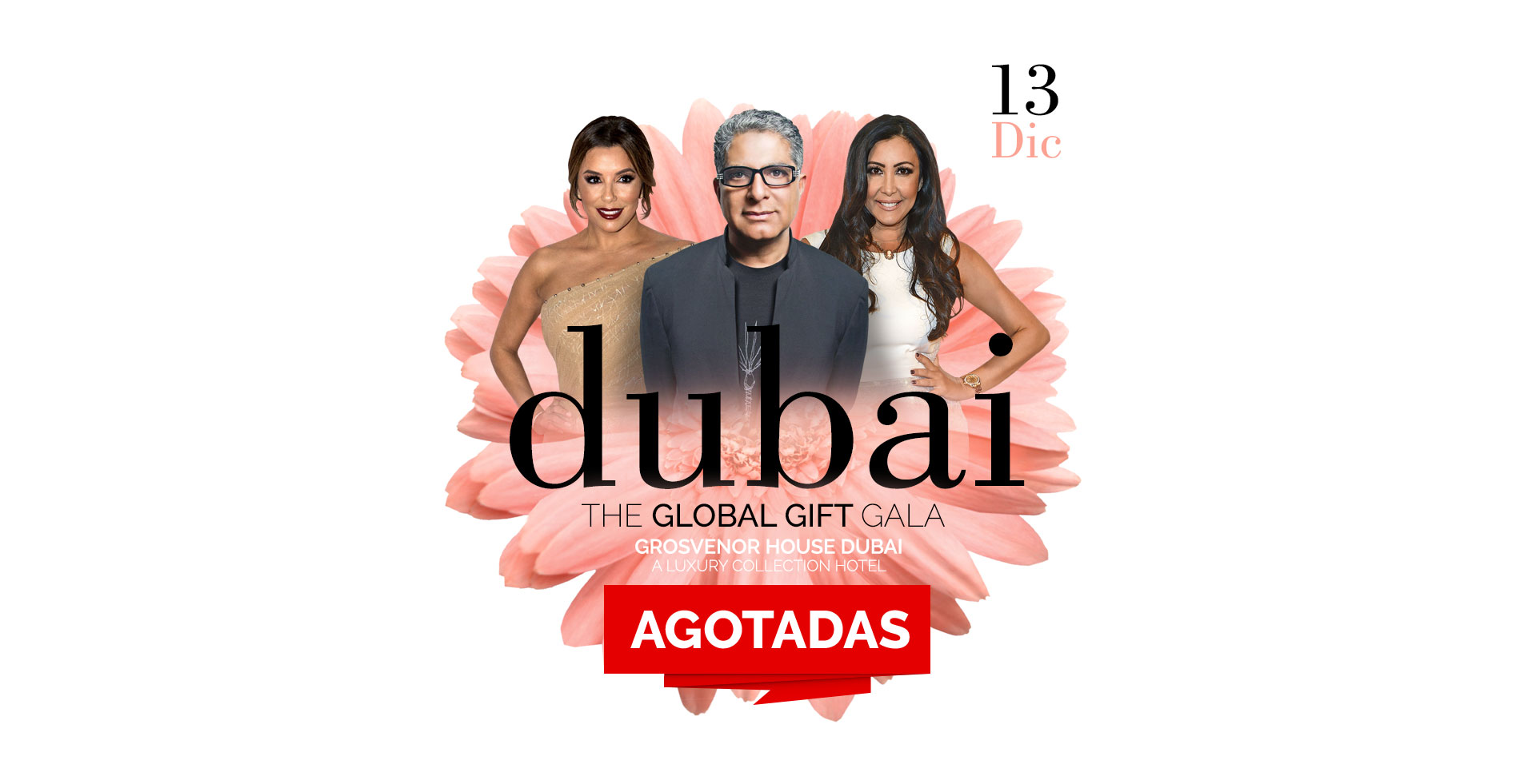 Global Gift Gala Dubai 2018 Agotadas