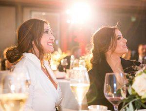 The Global Gift Gala Maria and Eva