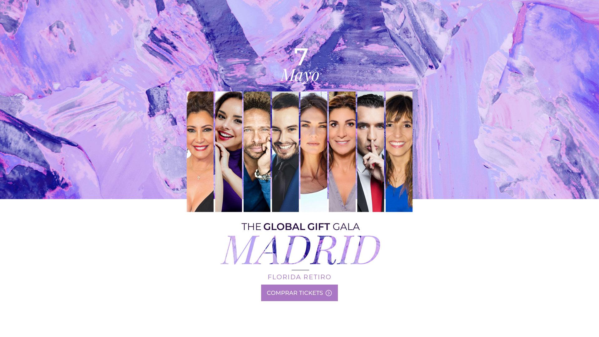 The Global Gift Gala Madrid 2019