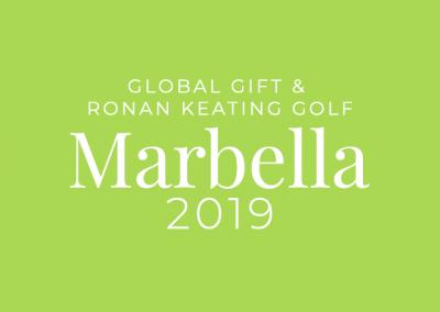Ronan Keating Golf 2019