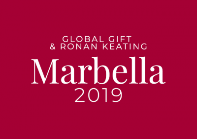 Ronan Keating Marbella 2019