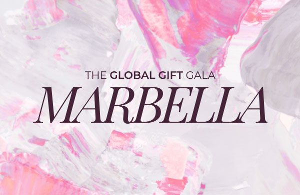The Global Gift Gala Marbella 2019