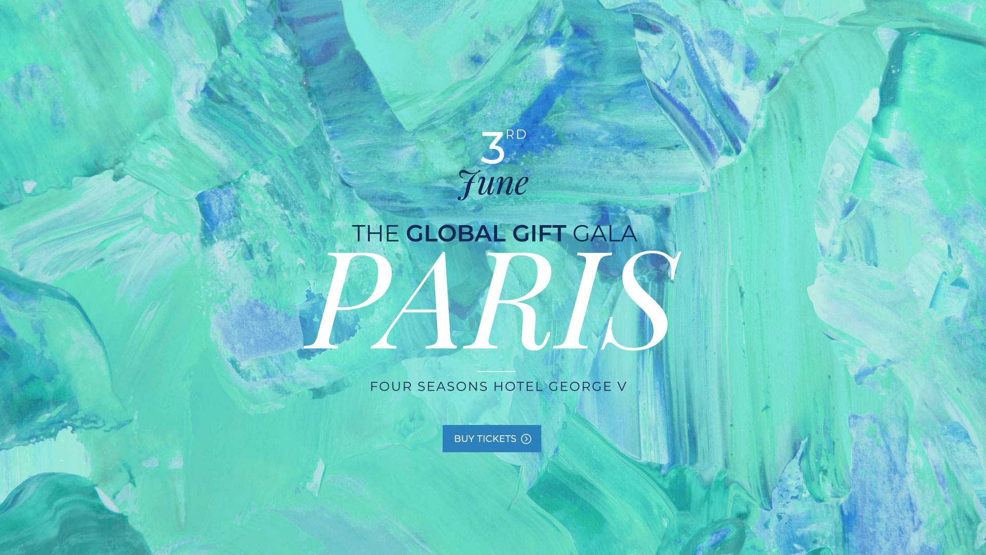 The Global Gift Gala Paris 2019
