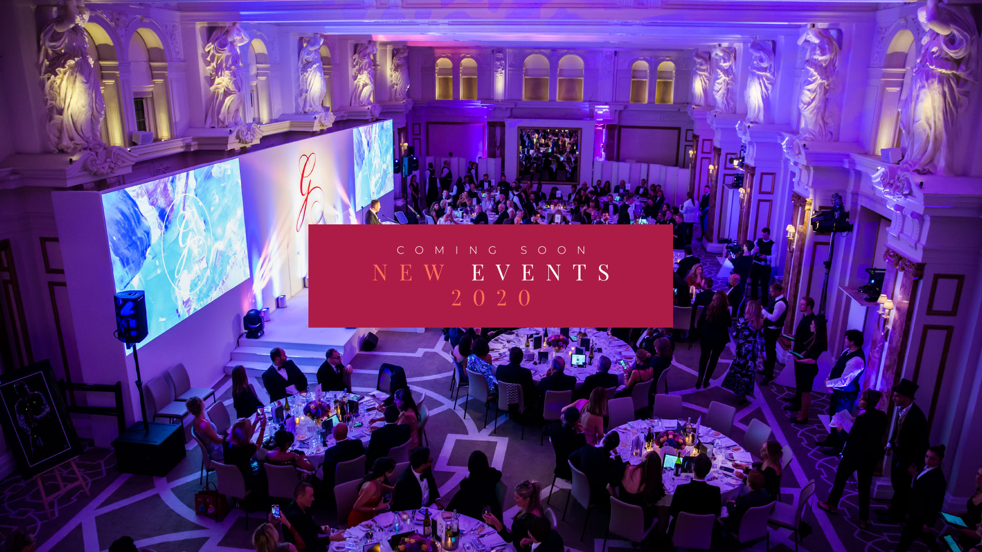 New Events 2020 The Global Gift Gala