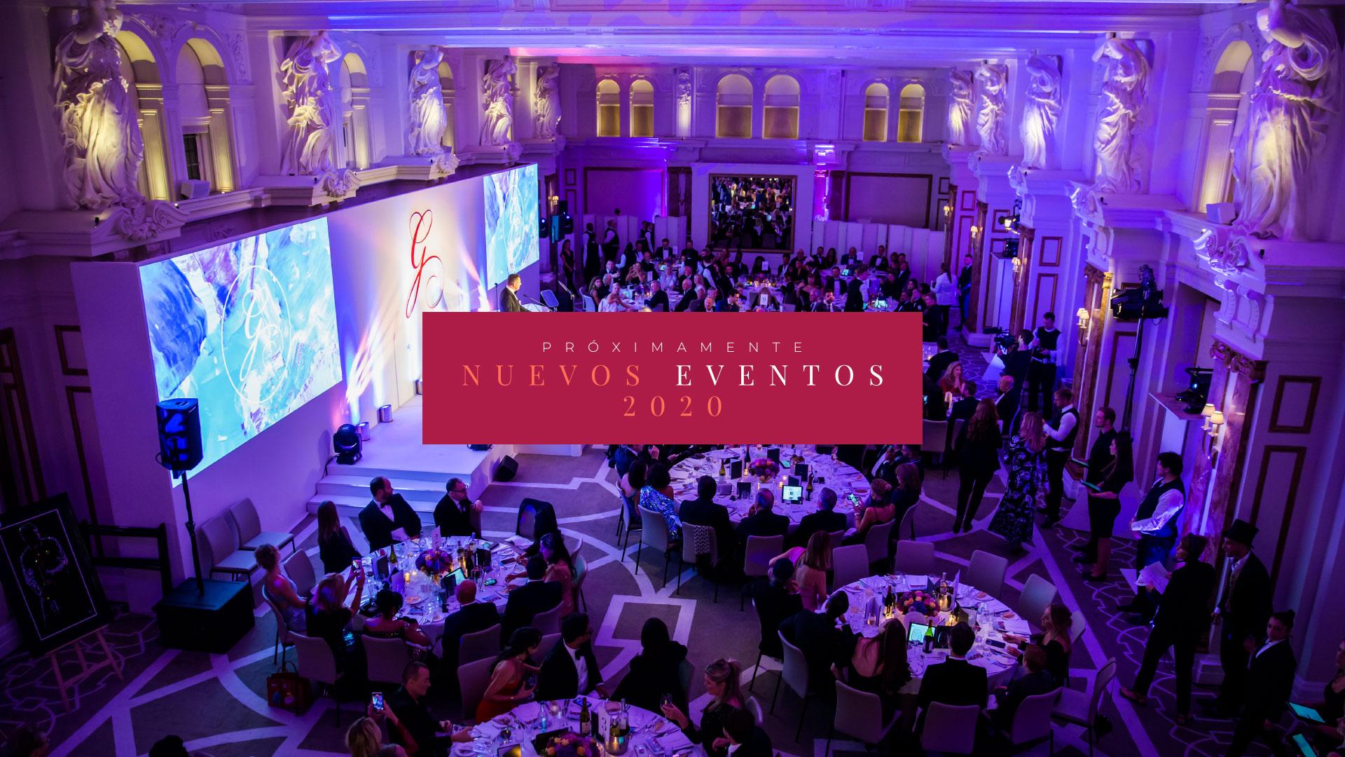 Nuevos Eventos 2020 The Global Gift Gala