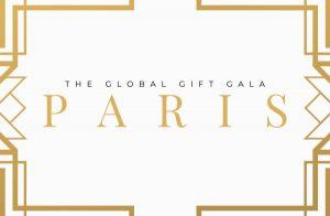 The Global Gift Gala Paris 2020