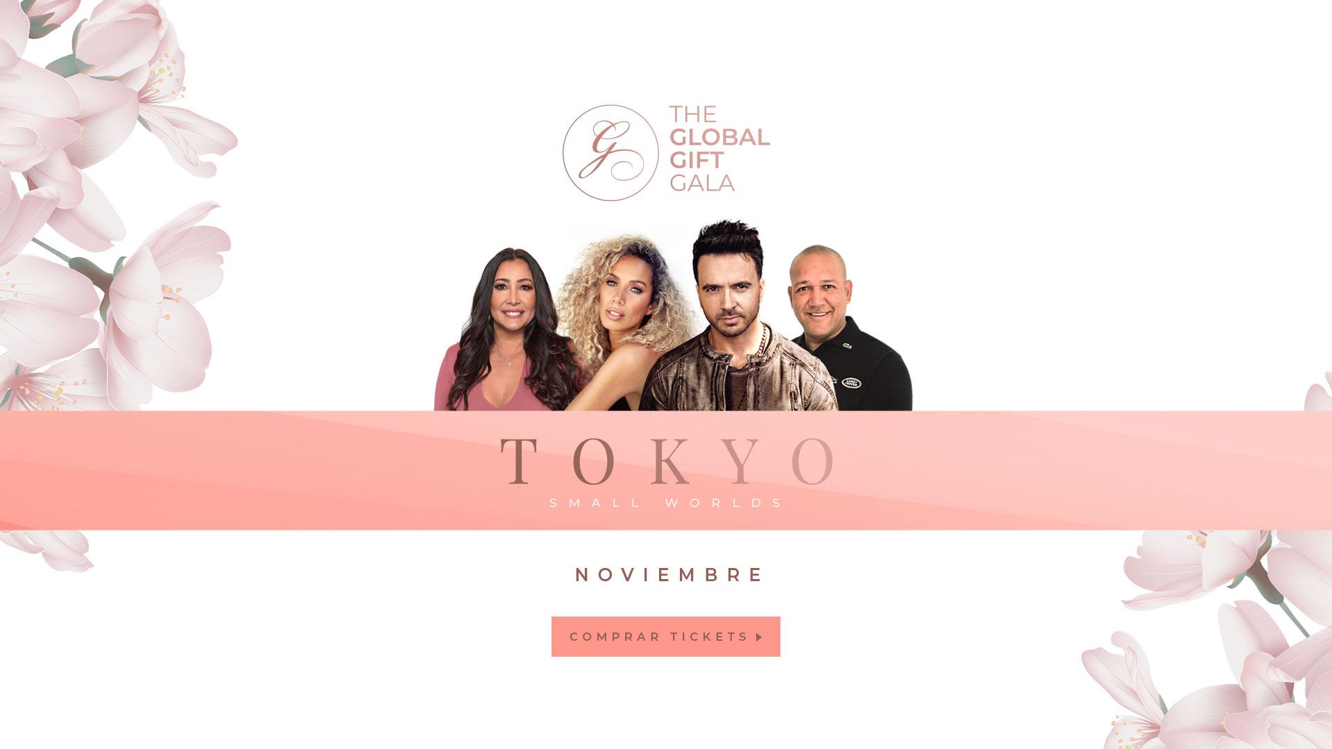 The Global Gift Gala Tokyo 2020