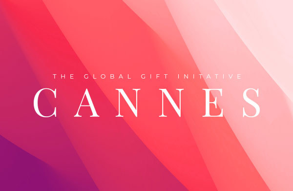 The Global Gift Initiative Cannes