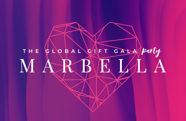 The Global Gift Gala Party Marbella 2020