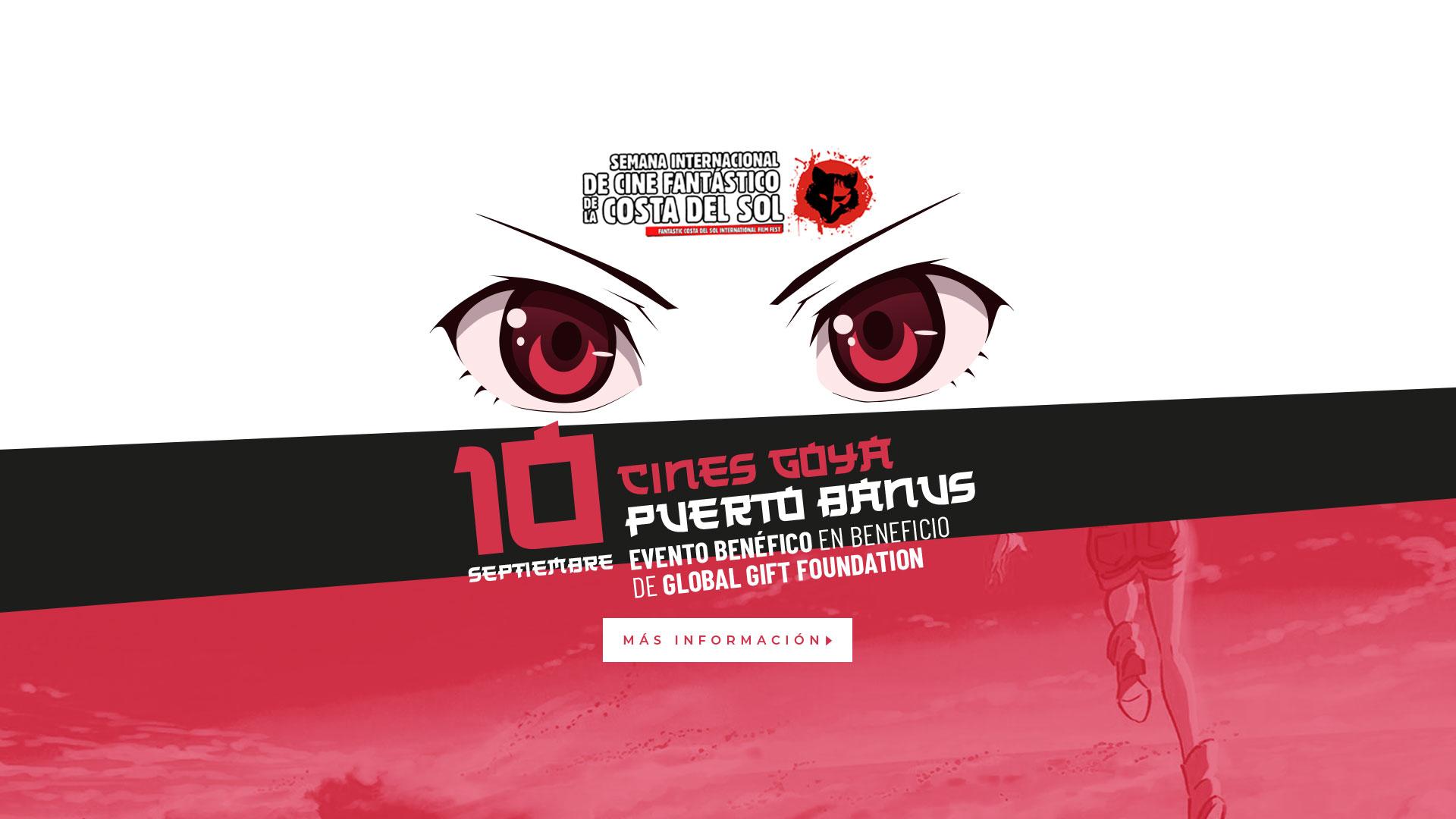 Concierto + Cine Goya Puerto Banús