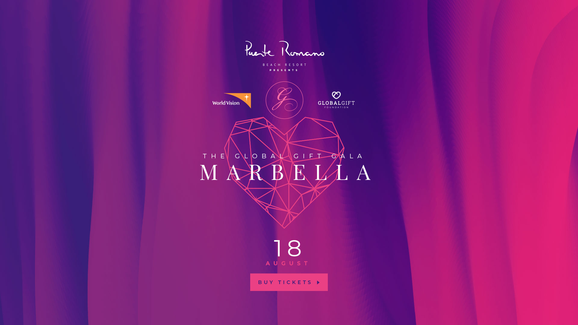 The Global Gift Gala Marbella
