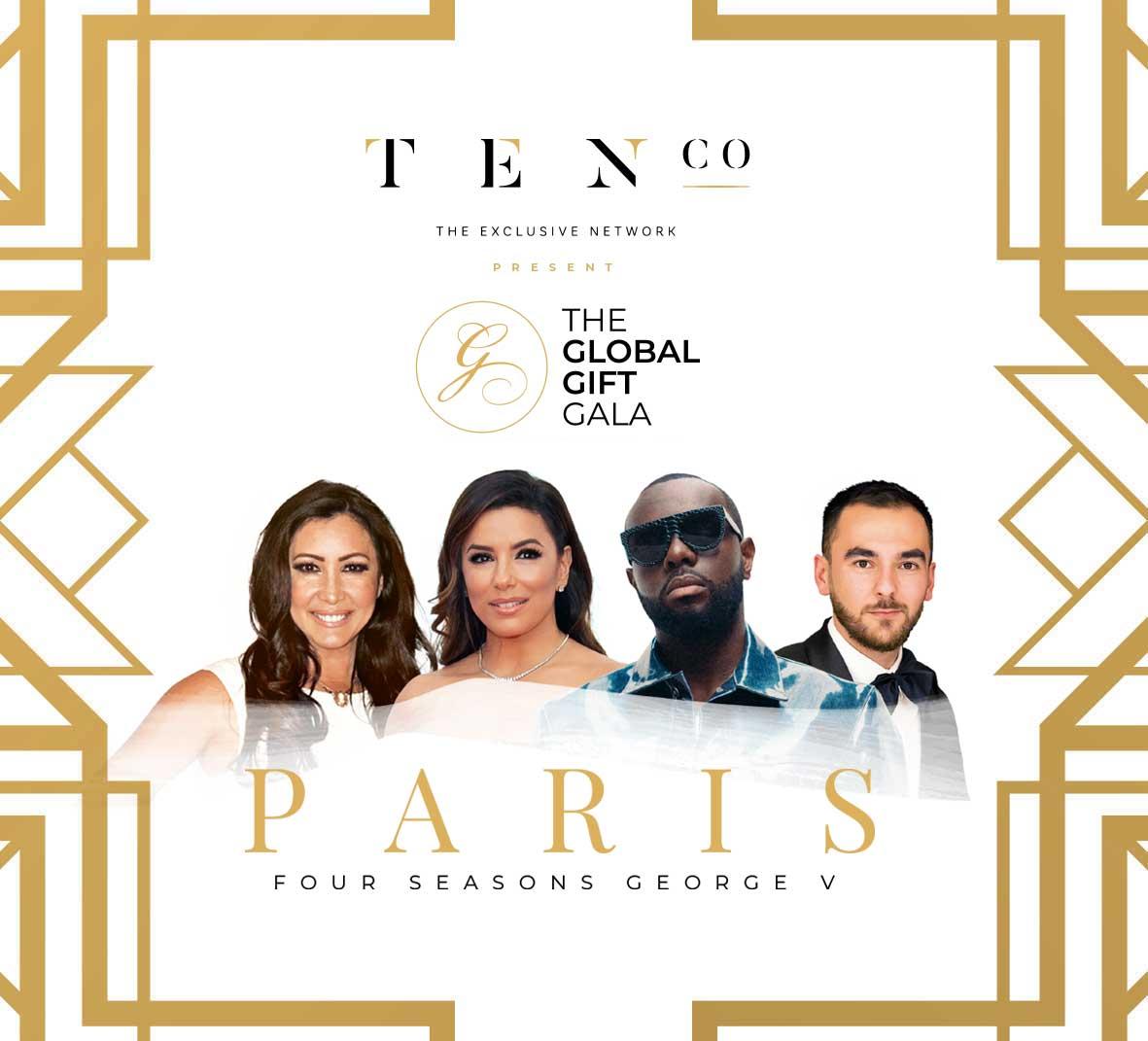 The Global Gift Gala Paris